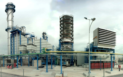 Iberdrola EnergyWorks Cartagena combined heat and power plant