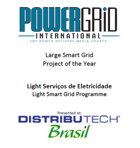 Large Smart Grid Project of the Year