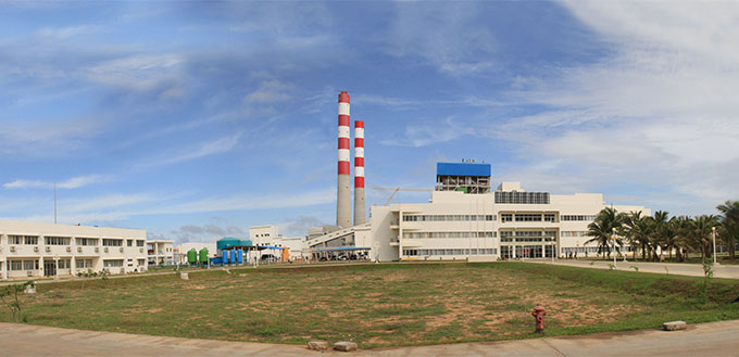 Lakvijaya coal-fired power plant