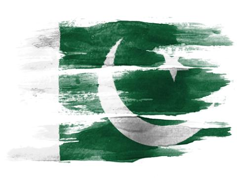 Pakistani flag