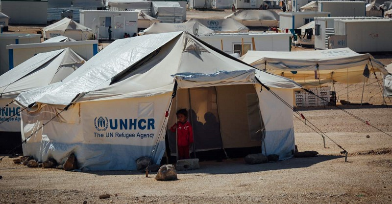 Onsite renewables vital for refugee camps says UN