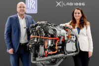 Rolls-Royce and Mercedes-Benz in hydrogen fuel cell project